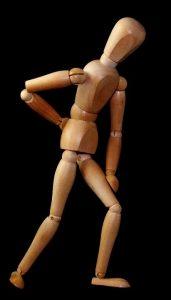 Dolor de espalda ergonomía mesa ajustable